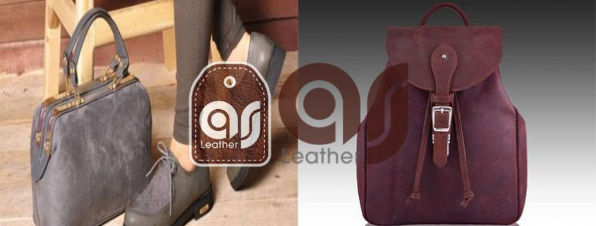 leather leathery goods