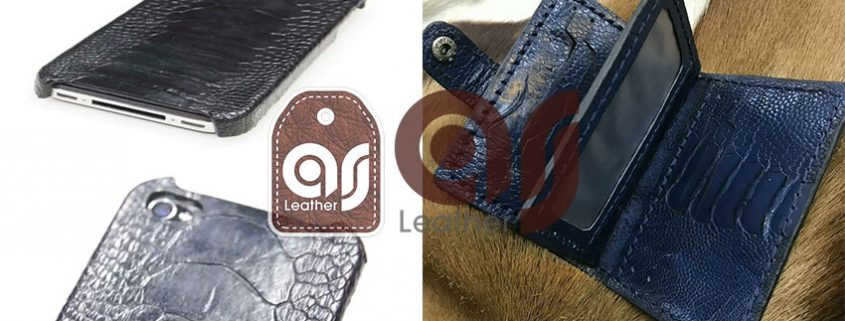 Iranian leather products supply