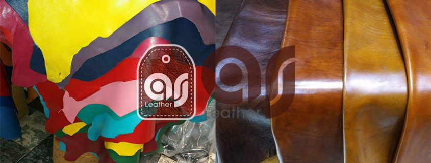 Italy High quality leather exports