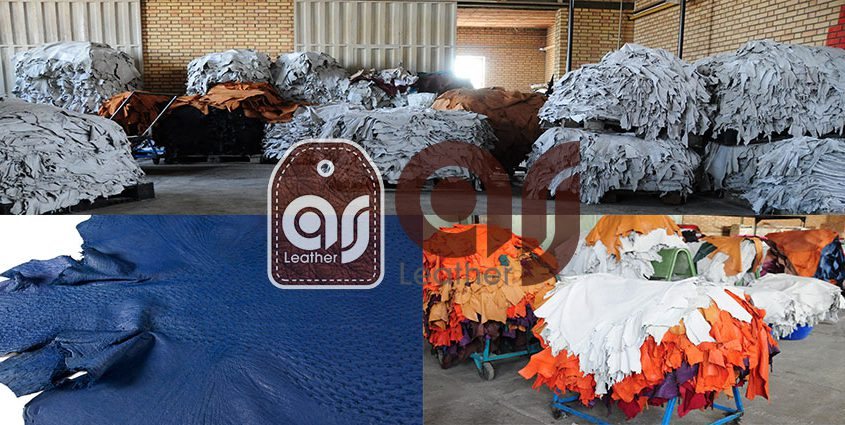Ostrich leather production costs