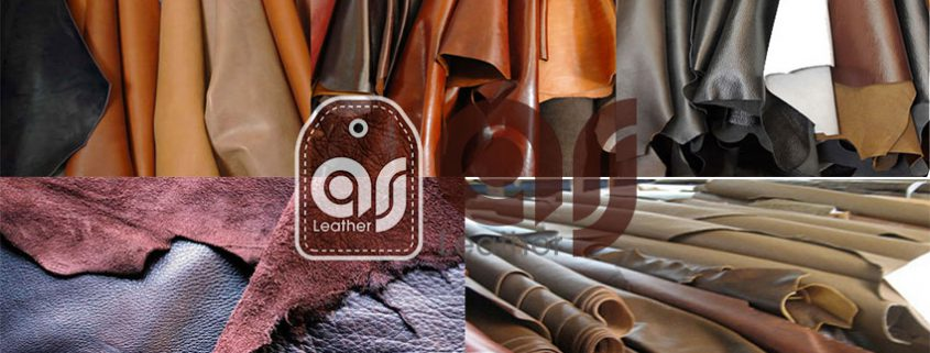 Natural leather on the market