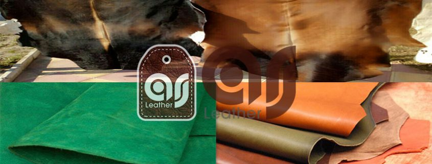 natural leather skin