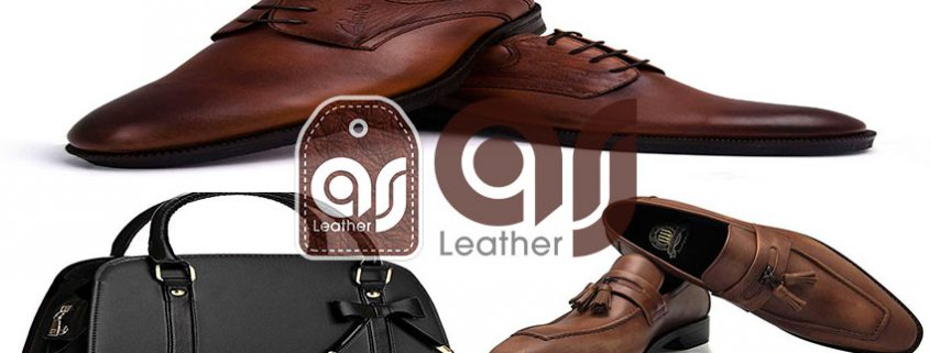 leather bags and shoes